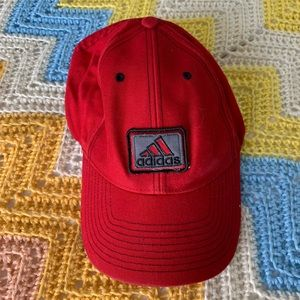 Adidas Hat w/ Adjustable Velcro Strap